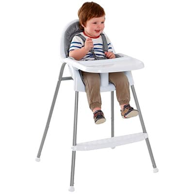 best high chair for baby brown accent with ottoman the ultimate buyers guide parent sitting in a traditional single piece