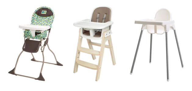 best folding high chair office chairs walmart the ultimate buyers guide parent three different designs in wood plastic and metal