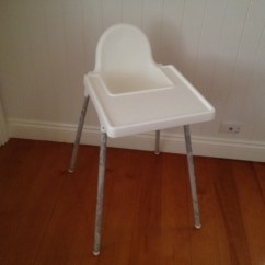 Small High Chair Silver Narnia Ikea Antilop Highchair Review - Parent 101