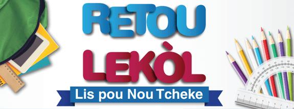 Back to School Checklist Haitian-Creole