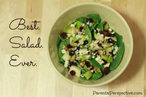 Best. Salad. Ever.