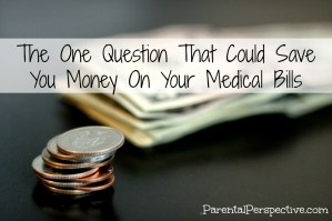 The One Question That Saved Me $80