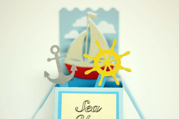 Nautical Box Card | Parental Perspective