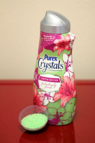 Purex Crystals Limited Edition Fabulously Fresh...A Review And Giveaway | Parental Perspective