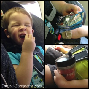 Flying Alone With A Toddler…Without Loosing Your Mind
