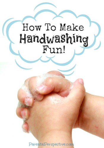 Struggling to get your kids to wash their hands? Try these tips to make handwashing more fun!