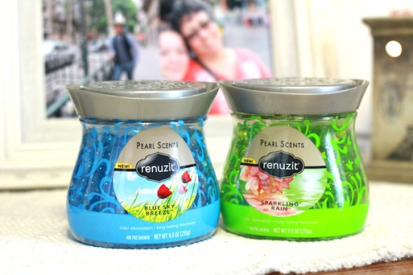 Renuzit Pearl Scents Home Style Challenge & Giveaway