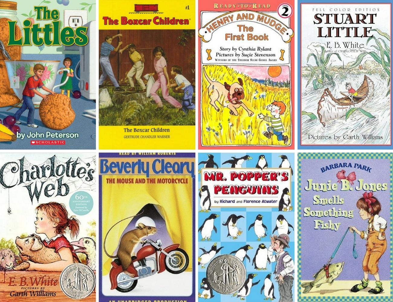 12 Read Aloud Chapter Books For Preschoolers • Parent CabinParent Cabin