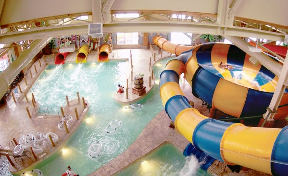 Great Wolf Lodge Canada Vortex