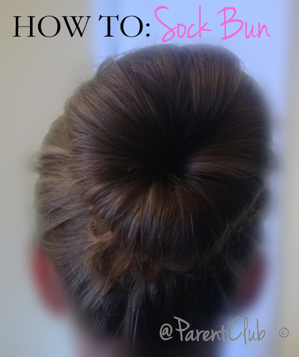 How To Sock Bun