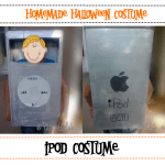 DIY Homemade Halloween Costume – iPod