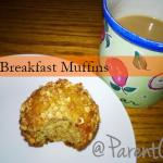 Granola Breakfast Muffins