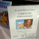 Meet and Greet With Caroline Fernandez