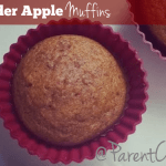 Blender Apple Muffins