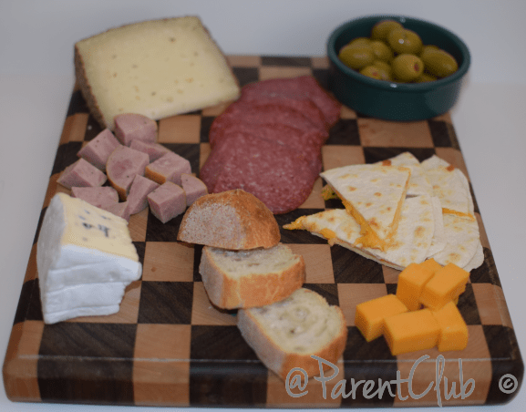 Cheese plate ideas