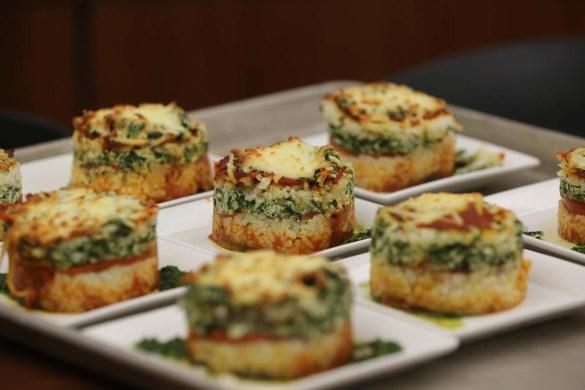 Veggie Rice Lasagna Recipe