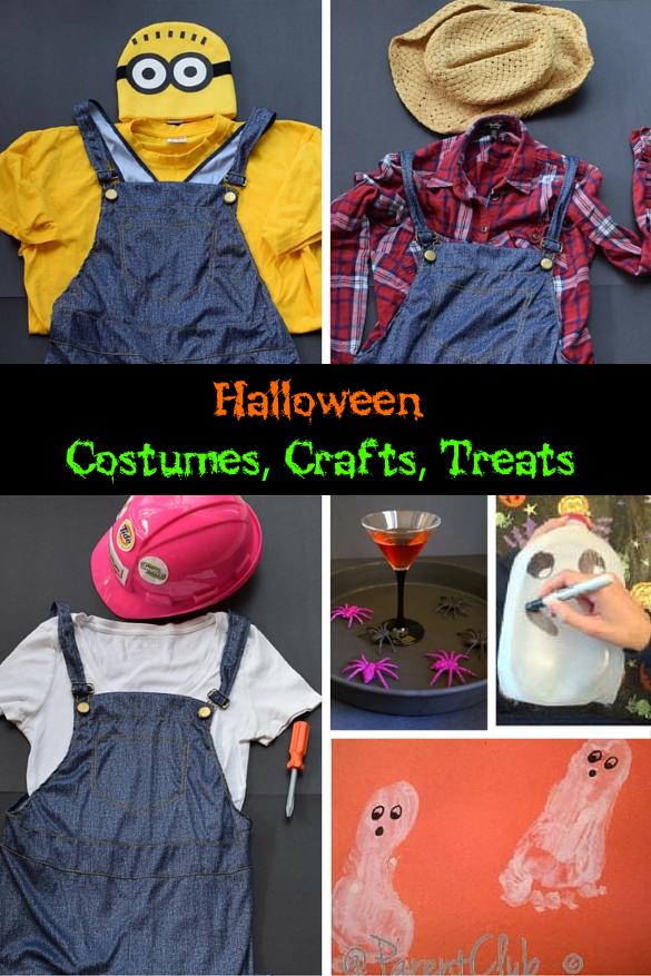 Halloween Costumes, Crafts, Treats