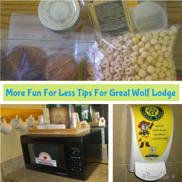 More Fun For Less Tips For Great Wolf Lodge