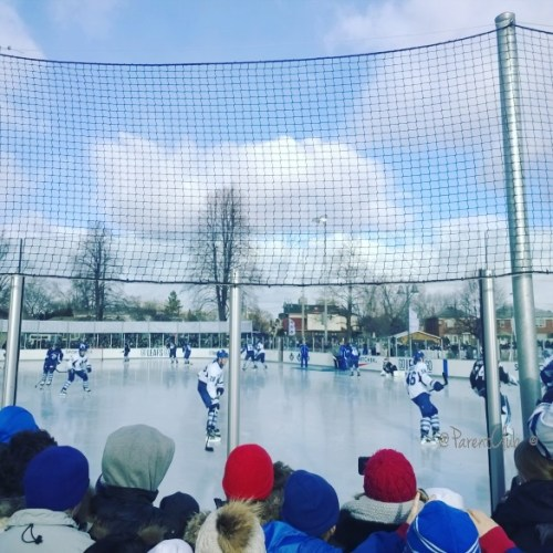 Parent Club w linky 2, Toronto Maple Leafs Annual Outdoor Practice, hockey, NHL