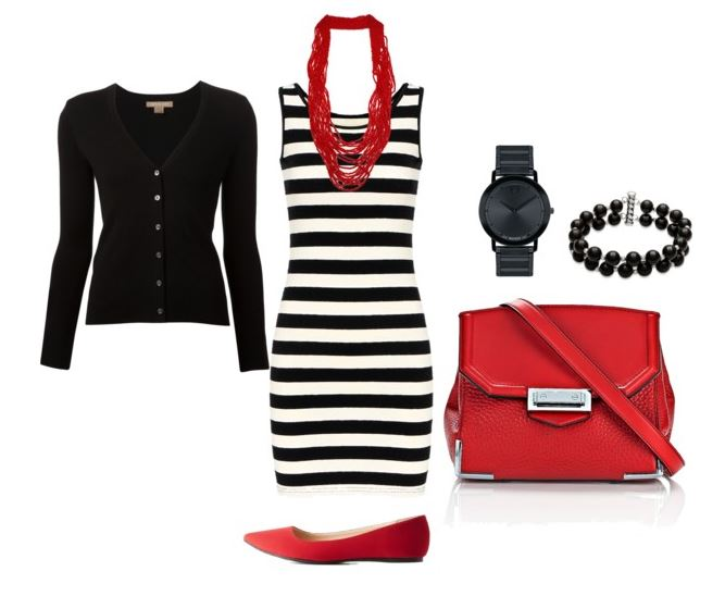 Mom Outfits - Lunch With Friends
