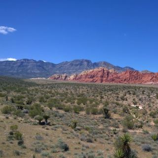 Las Vagas, Red Rock Canyon