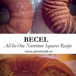 Becel -All-In-One-Nutrition-Squares-Recipe, cake recipe