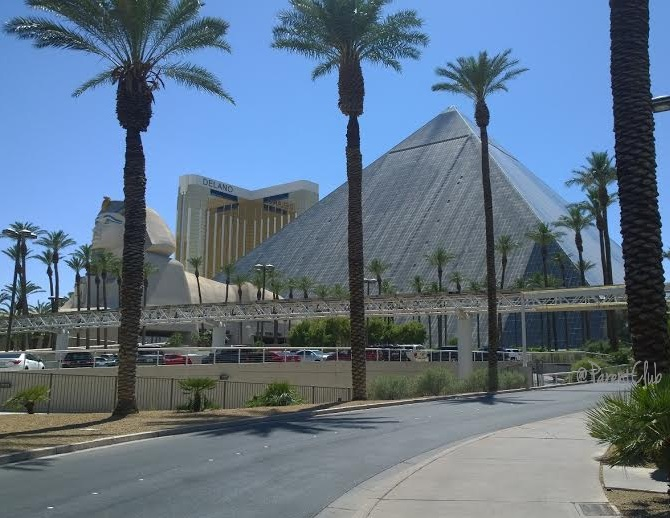 Luxor, Las Vegas, Vegas