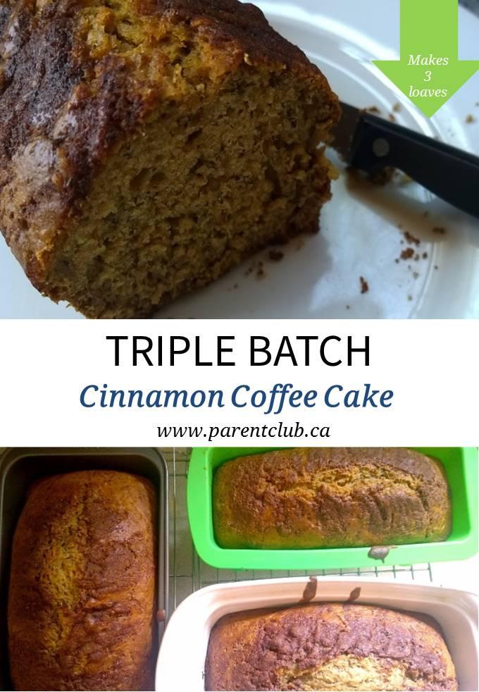 Fiber One Coffee Cake Recipe