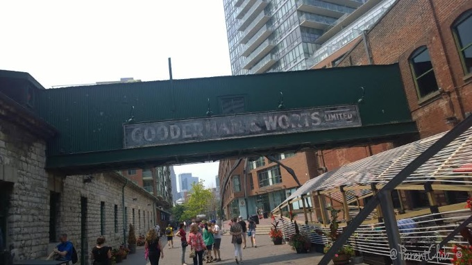 Things To Do In Toronto, Distillery District, weekend getaway