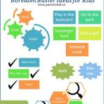 Free Activities: Boredom Buster Ideas for Kids