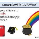 smartsaver-giveaway via www.parentclub.ca