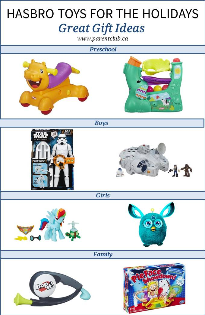 Hasbro toys for the holidays great gift ideas