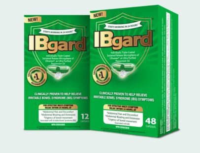 Something new for IBS ibgard