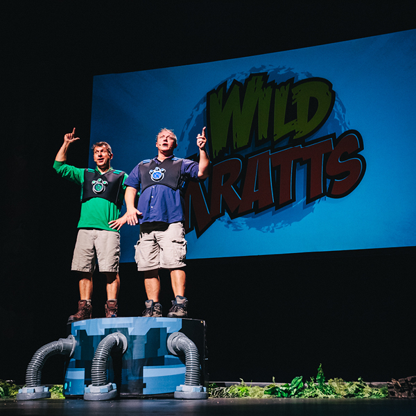 Wild Kratts Live Giveaway