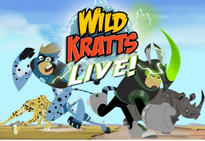 Wild Kratts Live Giveaway - Enter for a chance to win 2 tickets via www.parentclub.ca