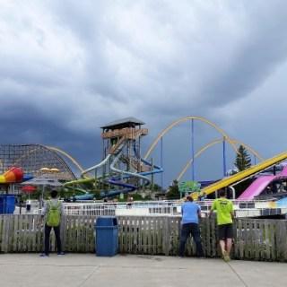 Tips for Planning a Visit to Canada's Wonderland Splash Works via www.parentclub.ca