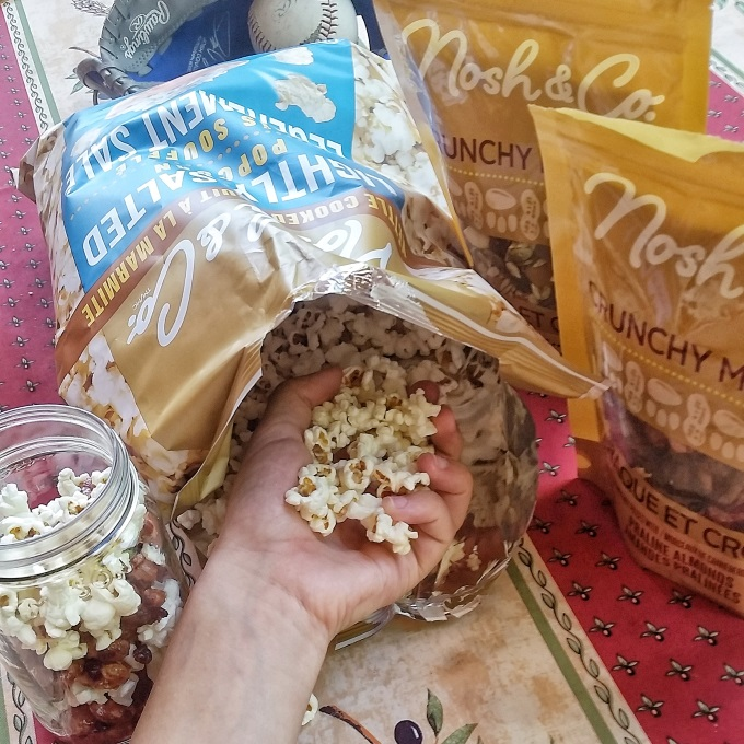 Snack Tips and #SnackHacks with Nosh & Co