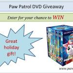 Paw Patrol for the Holidays Giveaway