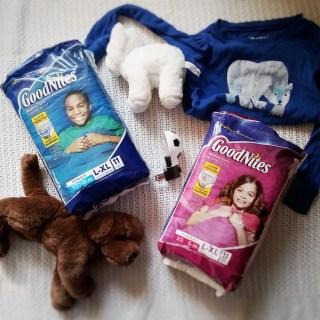 A better sleep guide for kids, GoodNites sleep tips