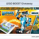 LEGO BOOST Review + Giveaway