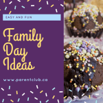 Easy and Fun Family Day Ideas