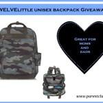 TWELVElittle unisex backpack GIVEAWAY