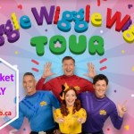 Wiggles Toronto Tickets Giveaway