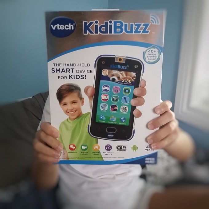Vtech KidiBuzz Review via www.parentclub.ca