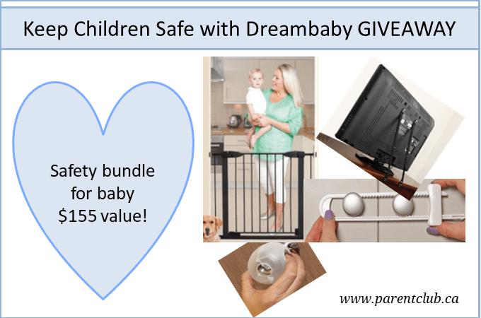 Dreambaby GIVEAWAY