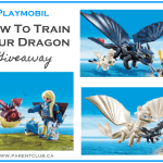 Playmobil How To Train Your Dragon Giveaway via www.parentclub.ca