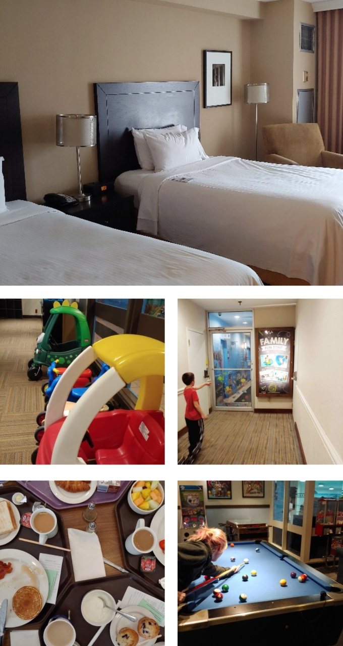 Stay at the Chelsea Hotel, Toronto Downtown Toronto Family Hotel via www.parentclub.ca