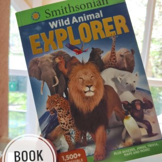 Smithsonian Wild Animal Explorer book giveaway via www.parentclub.ca