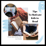 Tips to motivate kids to read via www.parentclub.ca how to get kids to read