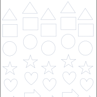 FREE Trace the Dotted Lines Worksheets for Kids